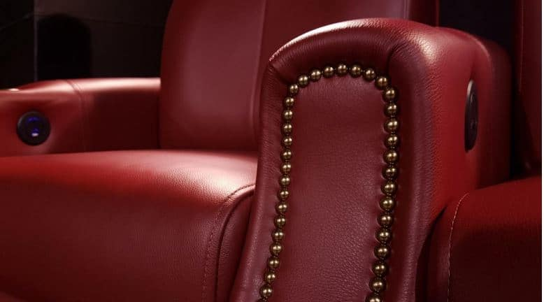 EHTS Theatre Chair with tacking