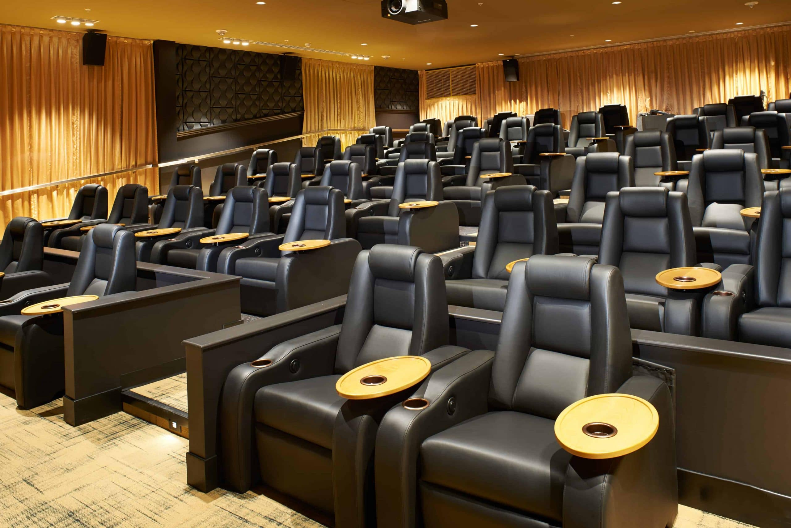 alex threater, lots of seats, theater, theatre, large cinema room