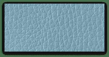 Blue Silk Leather