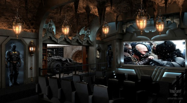 Batcave Home Theatre