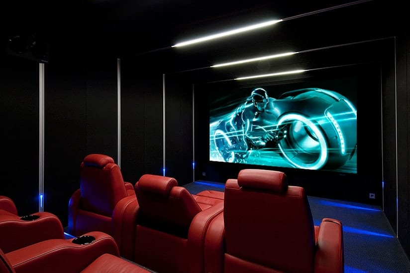 Tron on Home Theatre