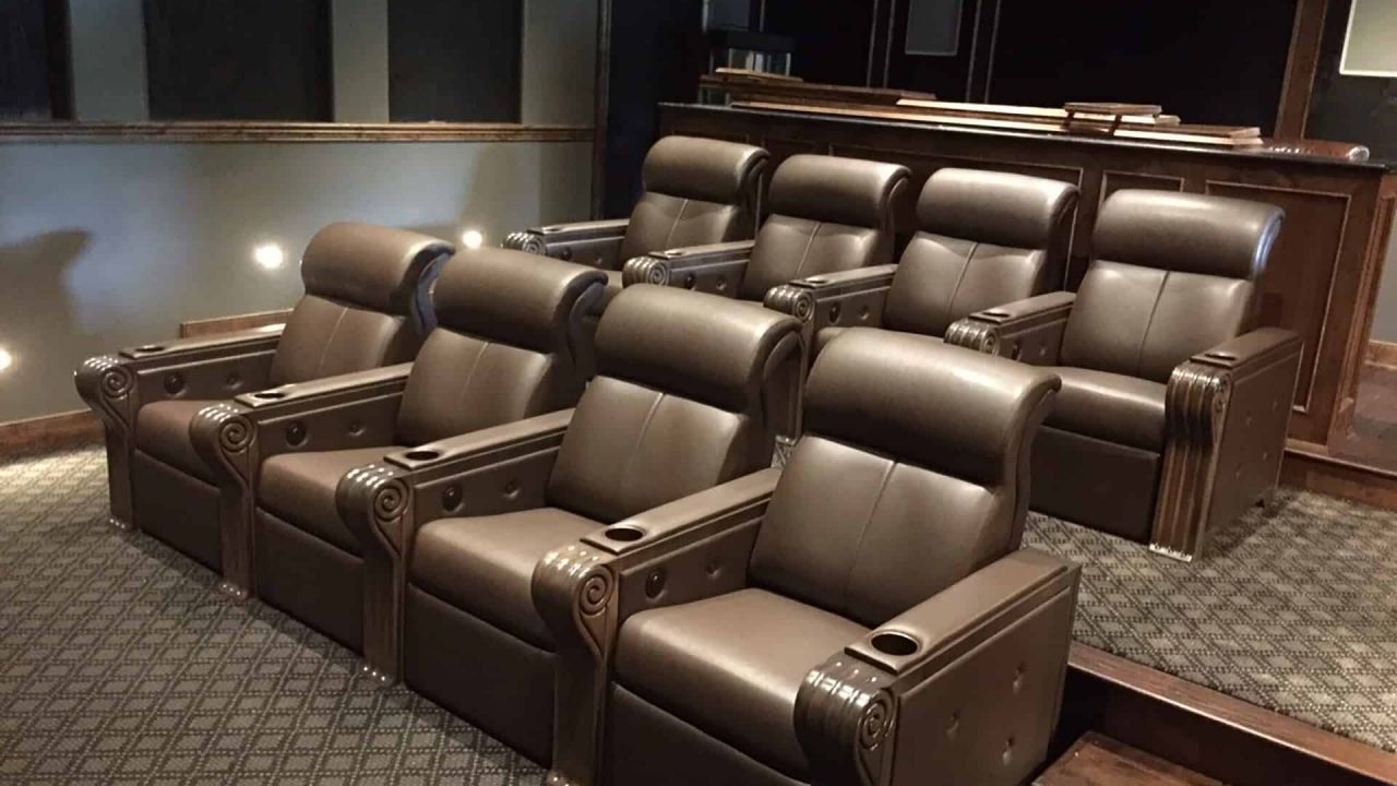 lighting control home theaters
