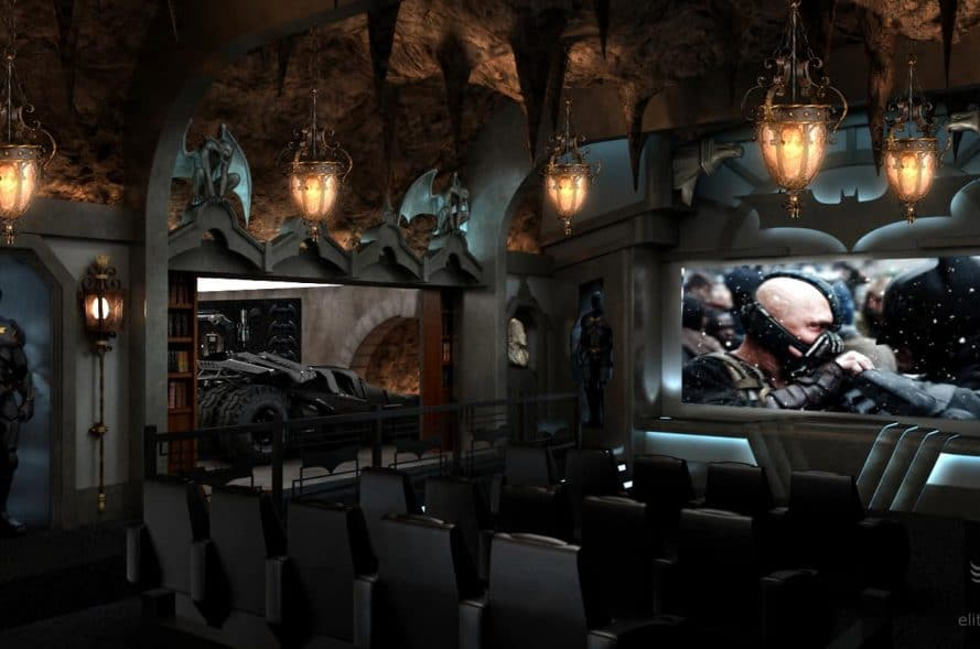 choosing the right screen for your home theater