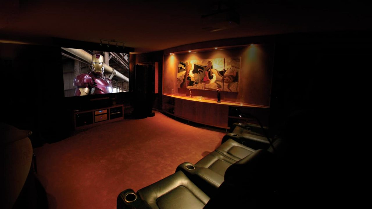 Elite Home Theater Seating Promos