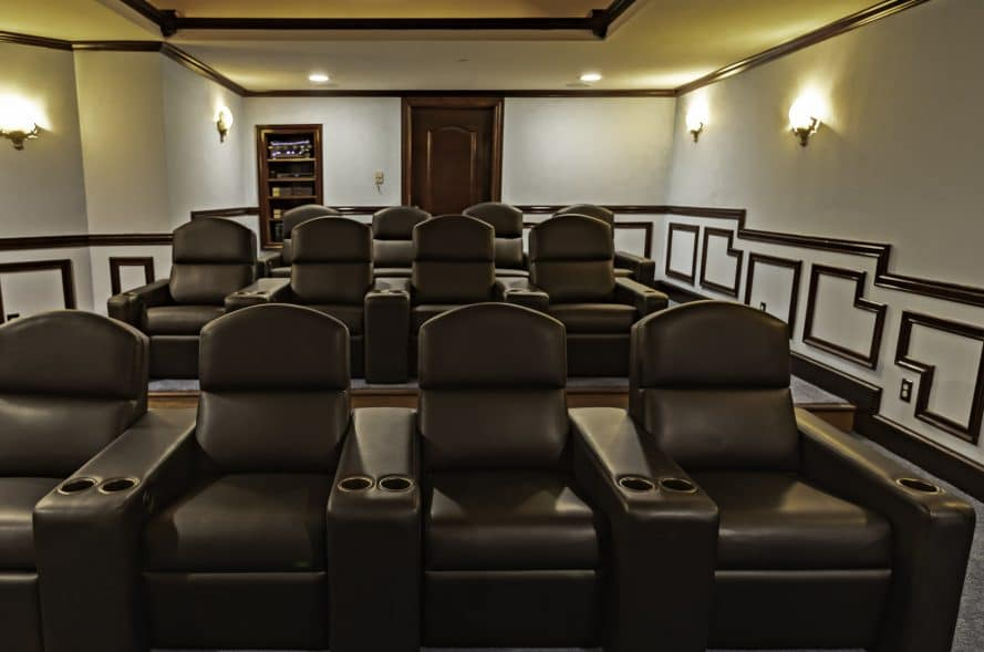 How to build a custom home theater