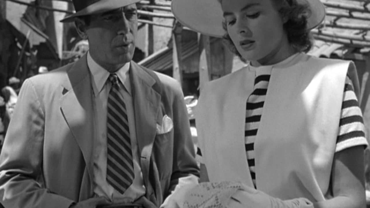 Casablanca in best romantic movie marathons for home theaters
