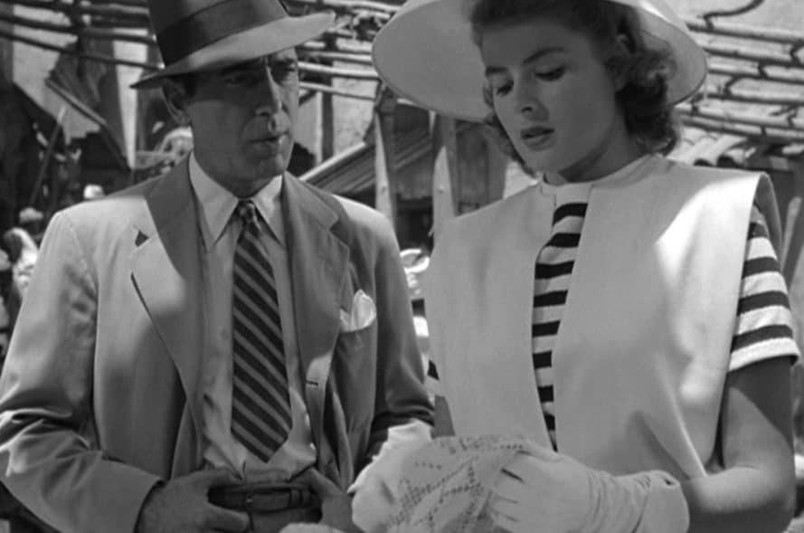 Casablanca in best romantic movie marathons for home theaters