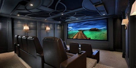 Home Theater Lighting Ideas Elite Seating