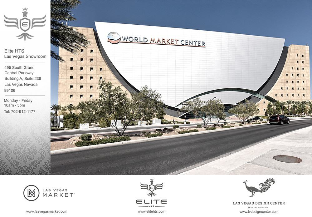 Elite HTS attend Las Vegas Design Summer Market