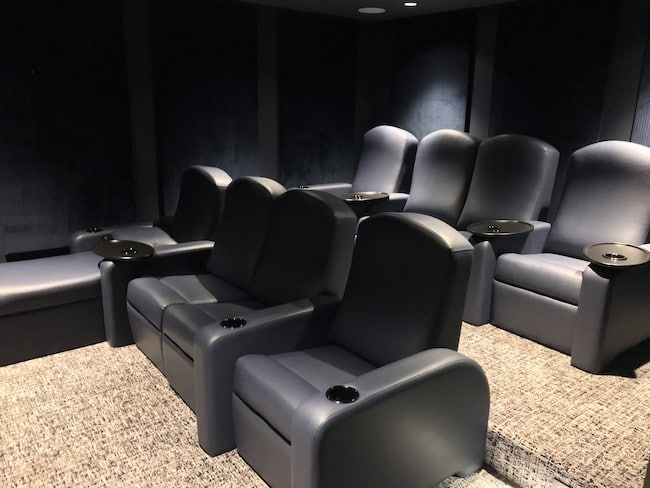 guide to automating a home theater
