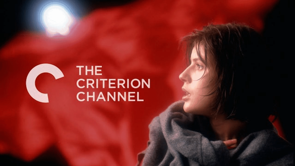 Best movie streaming service - Criterion Channel