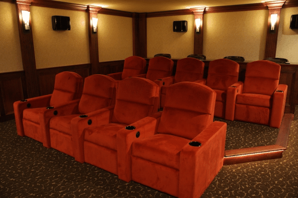 Steps for the perfect custom home theater setup