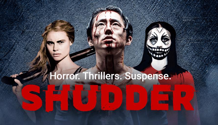 Shudder - movie streaming subscription