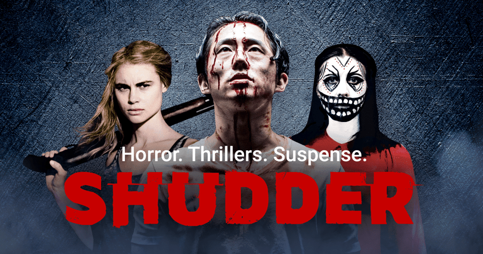 Shudder - movie streaming subscription
