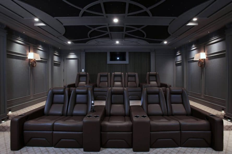 custom home theater Projectors
