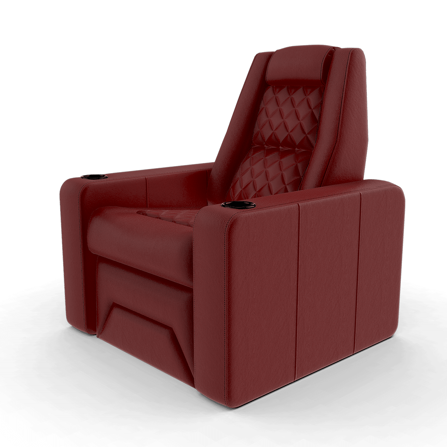 home_theater_chairs n1_red_