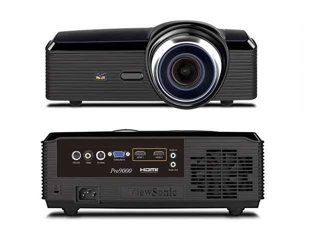Pro 9000 projector