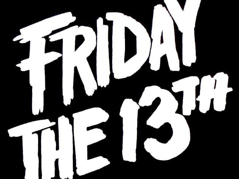 friday 13 logo image