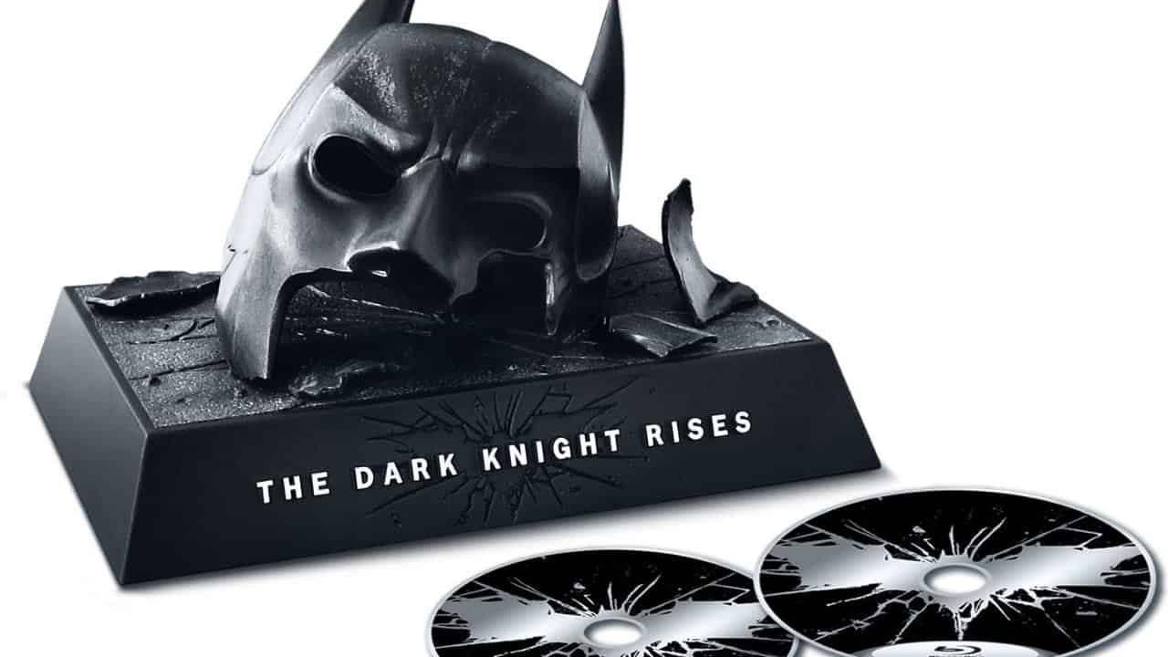 Dark Knight Rises Promo