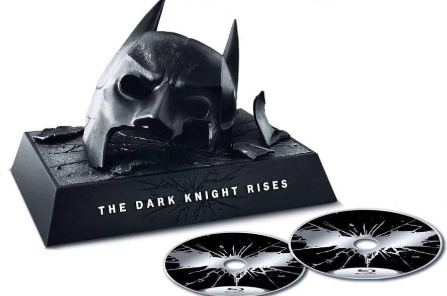 Dark Knight Rises Promo