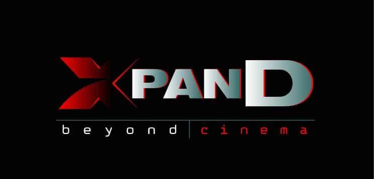 PanD Beyond cinema logo
