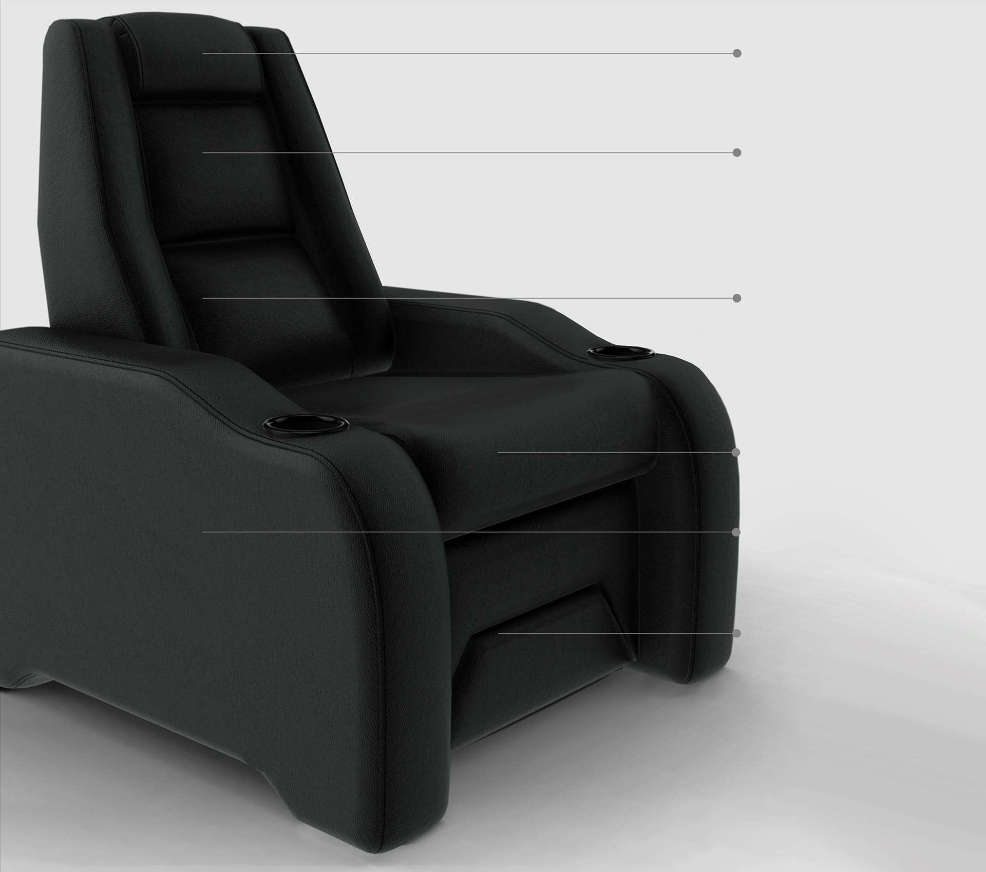 home theater seating points image
