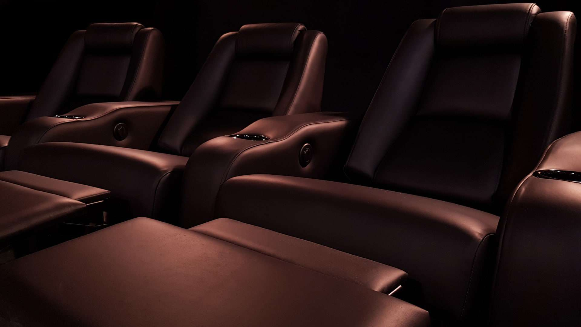Home theater seating custom design Elite HTS