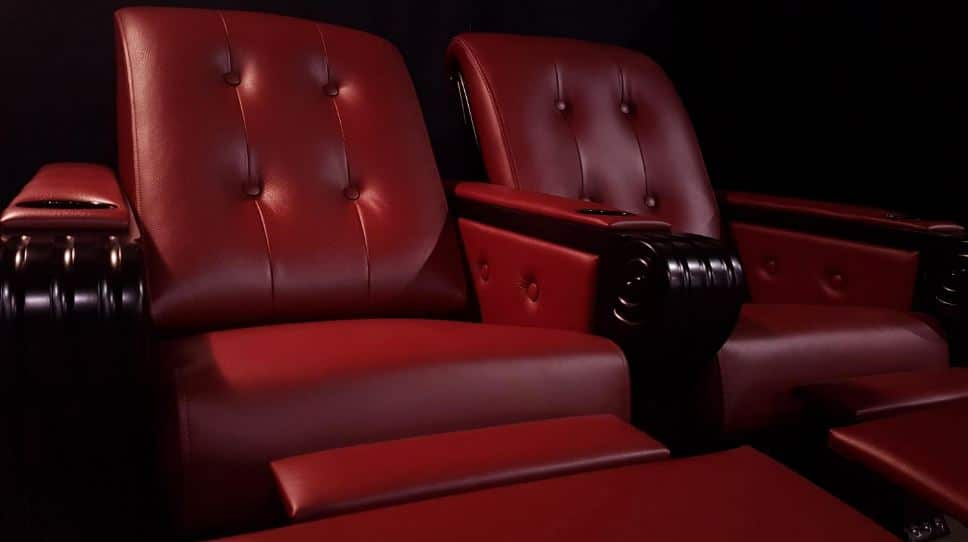 EHTS Red Traditional Theatre Chair ideas
