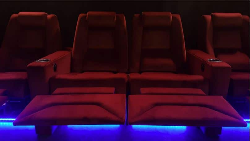 EHTS Underglow for Theater Seating