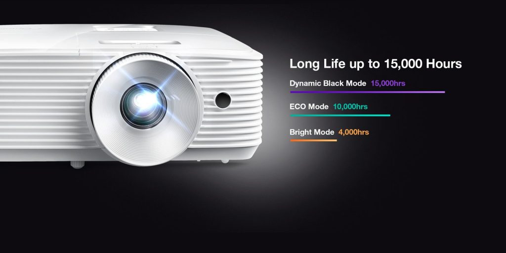 Optoma HD28HDR home cinema projector