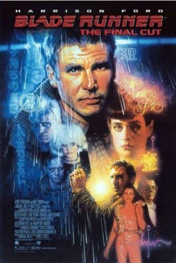 Best movie posters blade runner