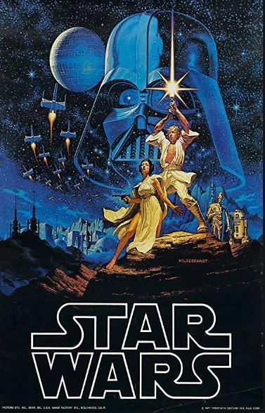 best movie posters star wars