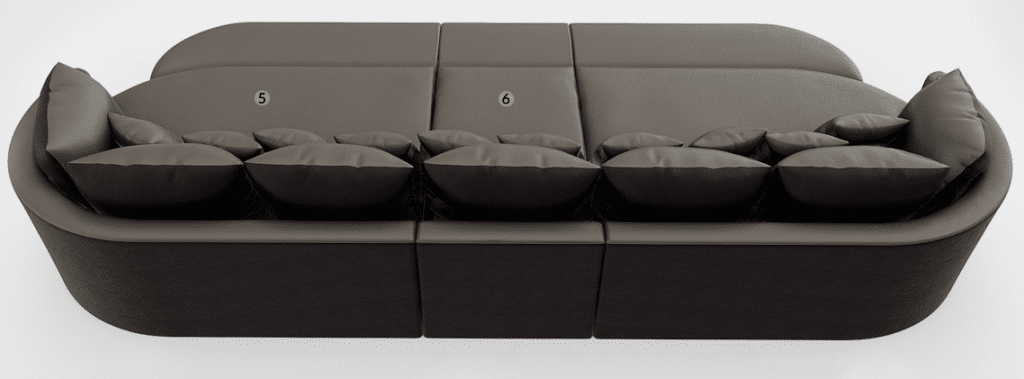 home theater sectional benefits 5 and 6
