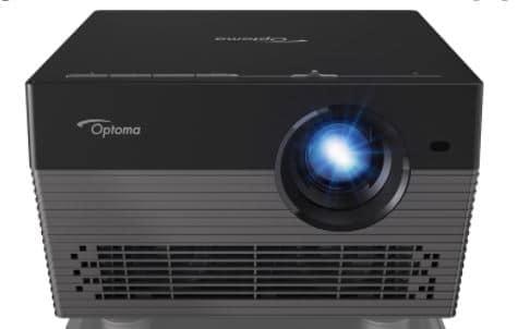 LED vs LCD projectors Optoma UHL55