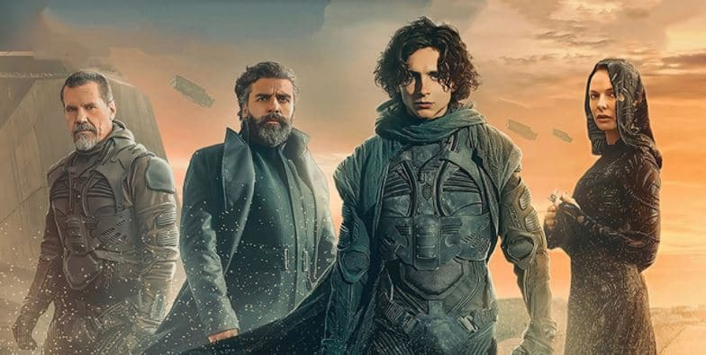 Movies We Can See When the Lockdown Ends Dune