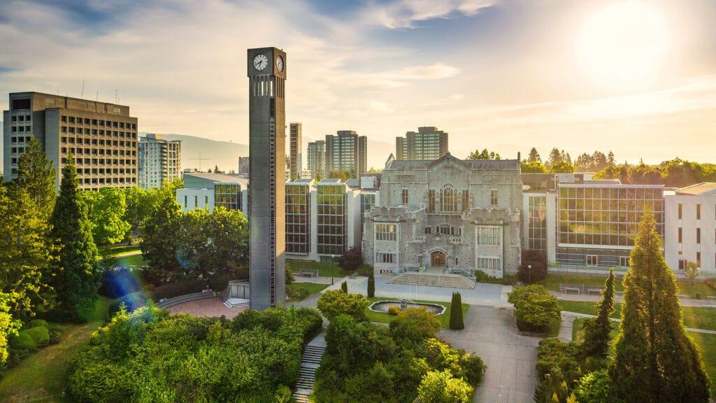 Best Film Schools UBC