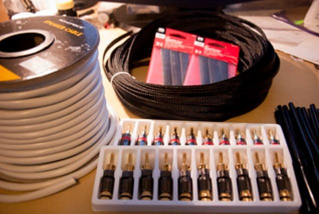 Home Theater Speaker Wire